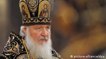Patriarch of Moscow, Kyrill (Source: dpa/Sergey Pyatakov)