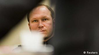 Anders Behring Breivik / Oslo / Prozess / Norwegen