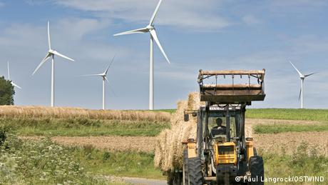 Windpark in Deutschland (Quelle : PaulLangrock / Ostwind)     Alle Windparks sind in Deutschland. Unter den Dateien stehen die Namen der Windparks. Verwendung nur Berichterstattung Ostwind