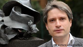 Der Grünen-Europaabgeordnete und Attac-Mitbegründer Sven Giegold Foto: Horst Ossinger (dpa)