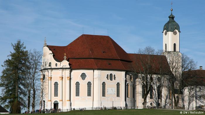 La iglesia de Wies