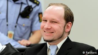 Anders Behring Breivik Oslo Prozess Norwegen