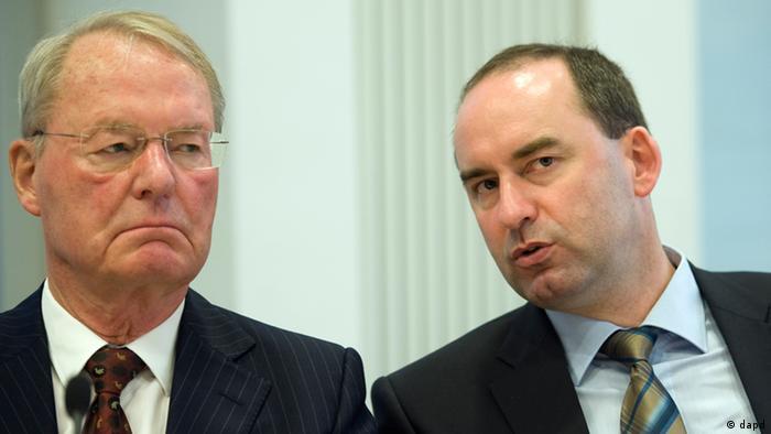 Hans-Olaf Henkel and Hubert Aiwanger