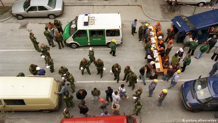 Menschenhandel in Deutschland (picture alliance/dpa)