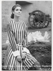 Historic photo from Sybille magazine