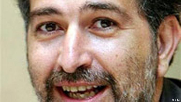 Journalist Samir Kassir, Porträtfoto, in Beirut getötet (dpa)