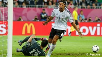 UEFA EURO 2012 Viertelfinale Deutschland Griechenland