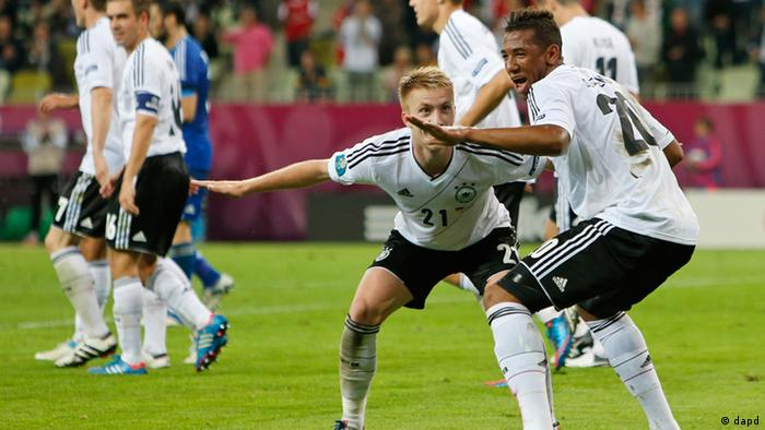 Alemania celebra