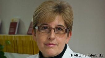 Viktorija Kafedziska