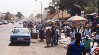 Bissau – Zentral Markt