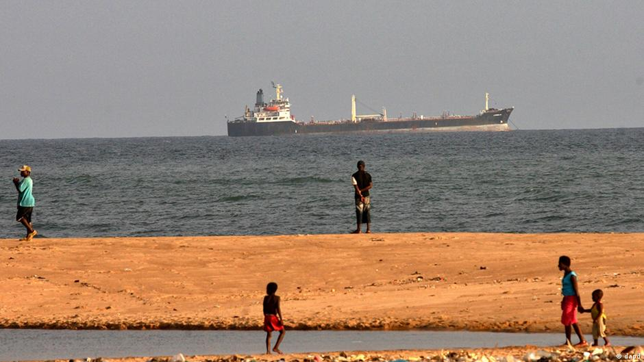 Nigeria: Greek crew held hostage after kidnapping off West Africa