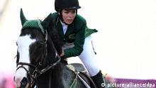 Dalma Rushdi H Malhas aus Saudi Arabien Pferdesport