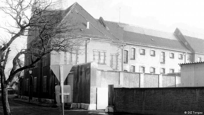 DDR-Anstalt für schwer erziehbare Kinder in Torgau (um 1978)