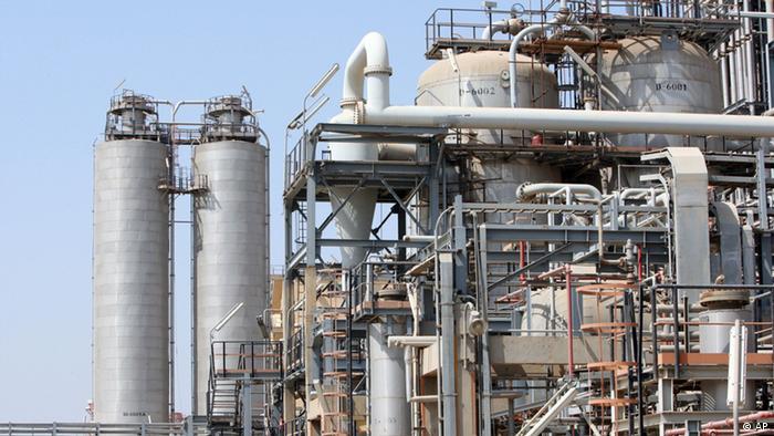 Petrochemieanlage im Iran