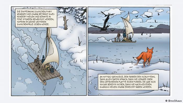 Crtani strip strip slika