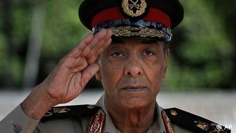 Ägypten Feldmarschall Mohammed Hussein Tantawi