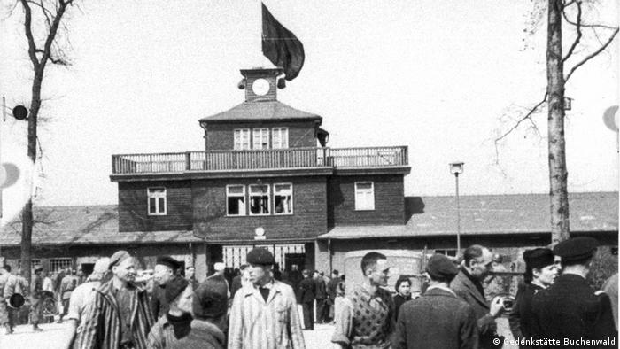 Copyright: Gedenkstätte Buchenwald