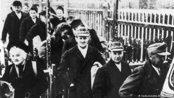 Bildergalerie KZ Buchenwald
