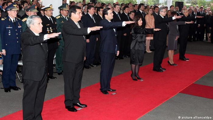 Nuevo gabinete en Paraguay