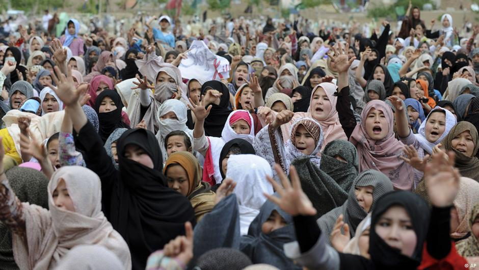 Pakistani Shiites Are Victims Of Regional Politics Asia An In Depth Look At News From Across The Continent Dw 23 08 2012