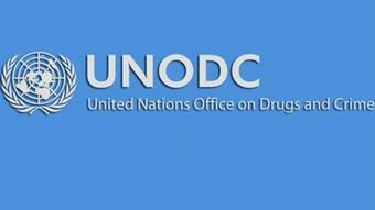 UNODC LOGO UN-Drogenbericht, Weltdrogentag