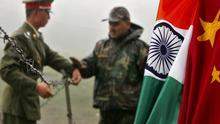Themenbild Pictureteaser Verhältnis Indien China