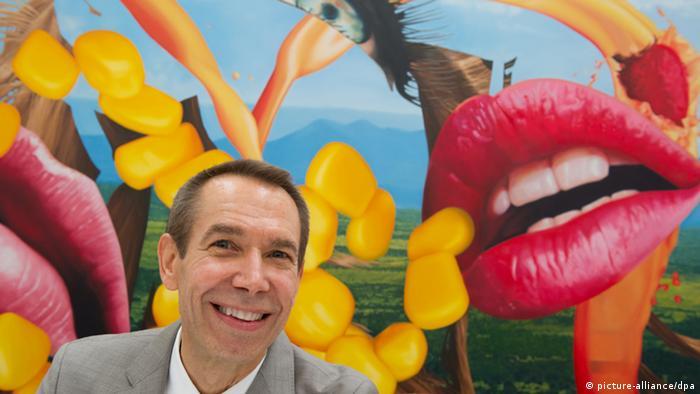 Ausstellung Jeff Koons in Frankfurt