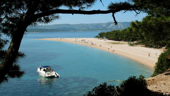 Kroatien Strand Urlaub