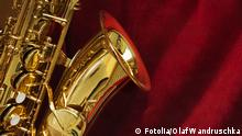 Symbolbild Jazz Saxophon