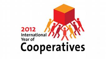 Logo 2012 International Year of Cooperatives