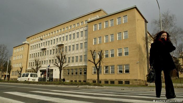 Zgrada Tužiteljstva za ratne zločine u Beogradu