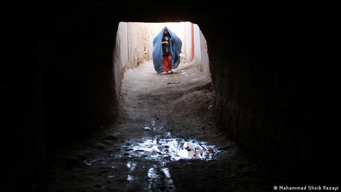 Ausstellung Fotografie Blaue Frauen Afghanistan