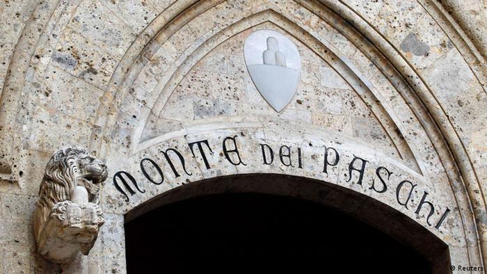 Banca Monte dei Paschi di Siena BMPS (Reuters)