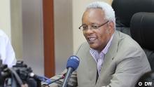 Edward Lowassa ehemaliger Premierminister Tansanias