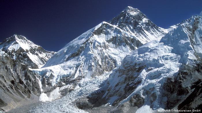 Bergsteigen Diamir