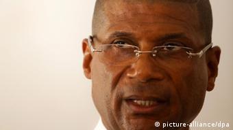 Fernando Vaz, porta-voz do governo e ministro da Presidência da Guiné-Bissau
