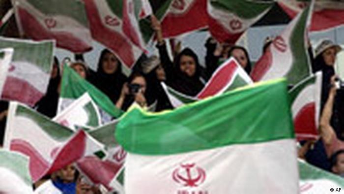 Fußball, WM Qualifikation 2006, Iran gegen Saudi Arabien