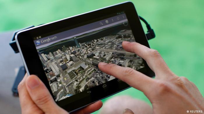 Google Nexus 7 Tablet (REUTERS)