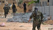 Syrien Rebellen Gefechte
