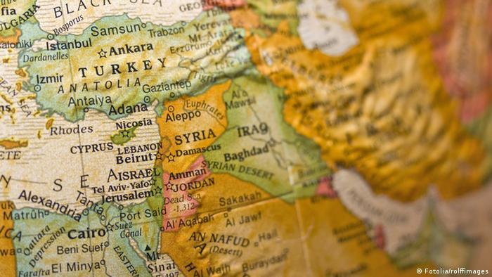 Globus Türkei Syrien
