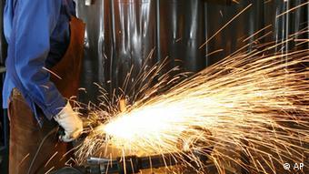 Symbolbild Arbeitsmarkt Deutschland stabil