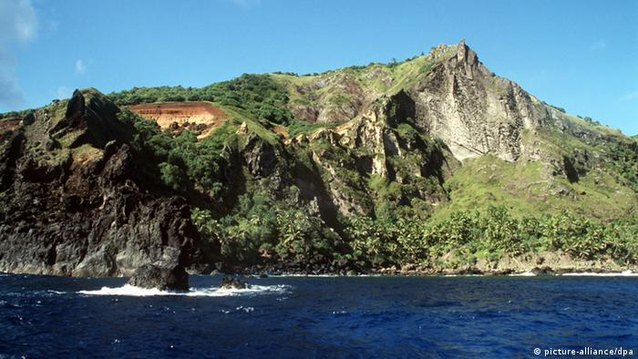 Insel Pitcairn (picture-alliance/dpa)