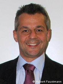 Prof. Dr. Hubert Faustmann, Associate Professor und Historiker an der Universität Nikosia, Zypern.  Bild aus dem Privatarchiv, Undatierte Aufnahme, Eingestellt 28.06.2012