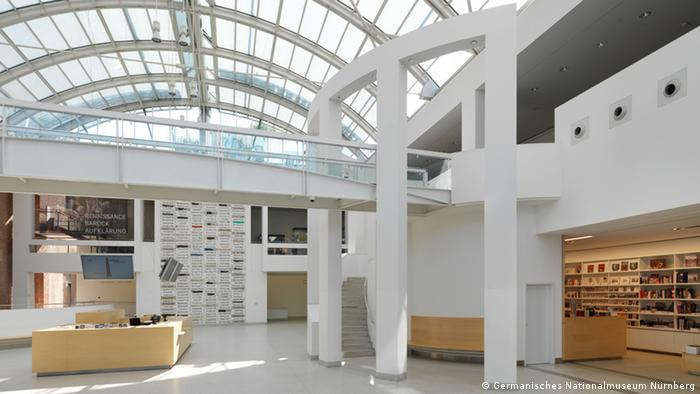 Bildergalerie Germanisches Nationalmuseum Nürnberg Deutschland
