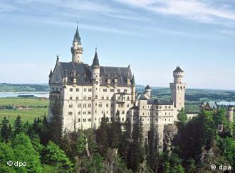 The most famous among King Ludwig II's castle collection