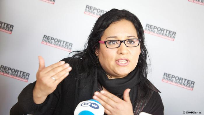 Ana Lilia Pérez (Foto: ROG)