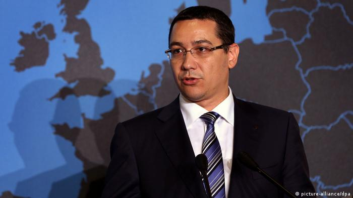 Victor Ponta (Foto: EPA/ROBERT GHEMENT)