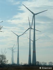Turbines in Schlalach