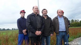 Members of Wind Power in Schlalach