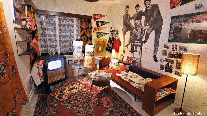 Hello goodbye kultur dw de for Jugendzimmer 60er